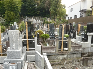 【寺院墓地】座間市 龍源院 (りゅうげんいん)