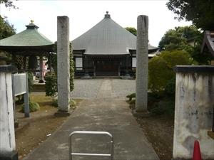 【寺院墓地】座間市 浄土寺墓苑 (じょうどじぼえん)