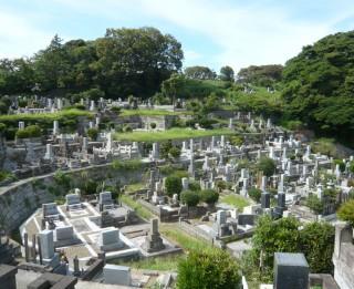 【公営】横浜市営日野公園墓地