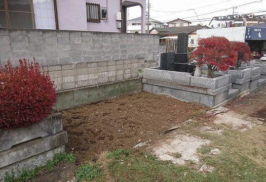 【 相模原市南区  寺院墓地】墓じまいを行いました。