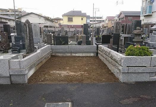 【 海老名市寺院墓地】墓じまいを行いました。