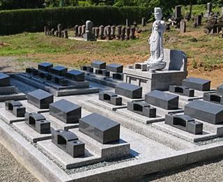 【  山梨県北杜市  寺院墓地】永代供養墓が完成しました